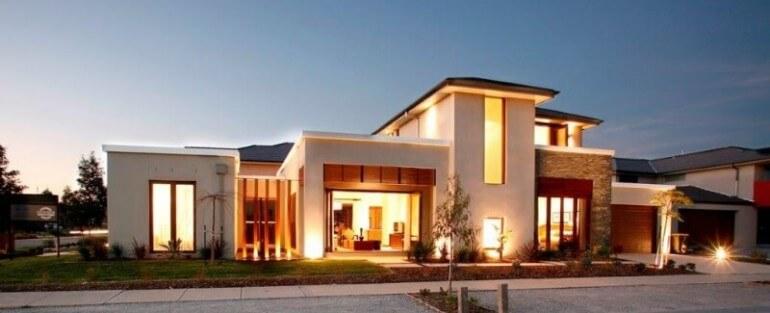 David reid homesbuilding a house ten step process with for Process of building a house