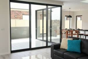 Shepparton luxury display home open light