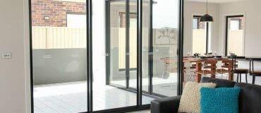 Shepparton luxury display home open light