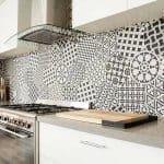 Shepparton luxury display home splash back