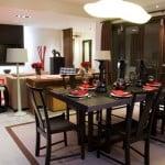 David Reid luxury home Appleby Dining Inside