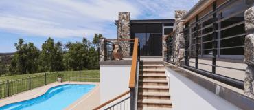 sloping block david reid homes