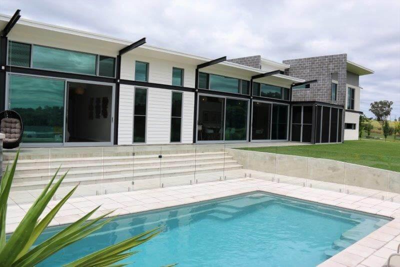 Sustainable House By Custom Home Builders David Reid Homes