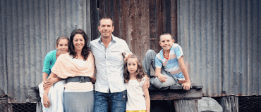 business franchise success Dan and Kyiie Wilks Family