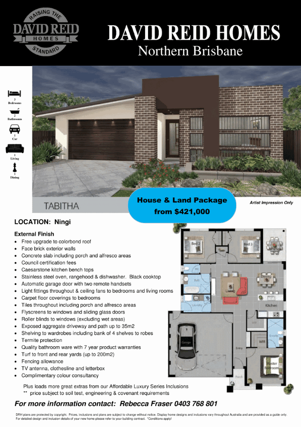 House and Land Packages Brisbane